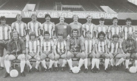 Team Pic 1981 - 1982