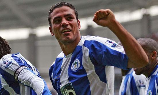 Wigan Athletic Goal Scorers 2008-2009