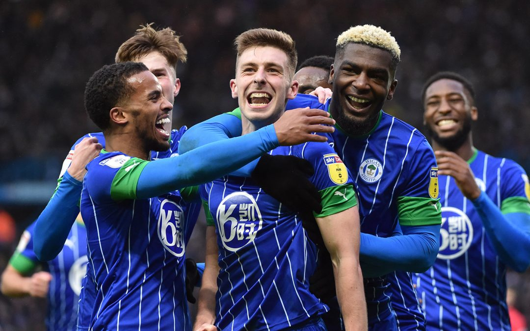 Wigan Athletic v QPR – Sky Bet Championship – 8th July 2020
