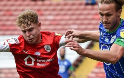 Barnsley 0 Wigan Athletic 0