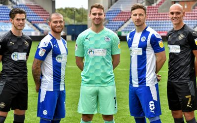 Wigan Athletic v Gillingham