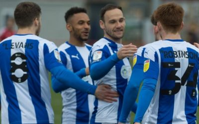 Accrington Stanley 3 – 1 Wigan Athletic Match Report 20th March 2021