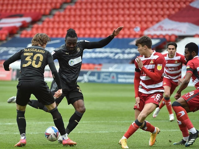 Donny 1 – 4 Wigan Athletic CL Match Report