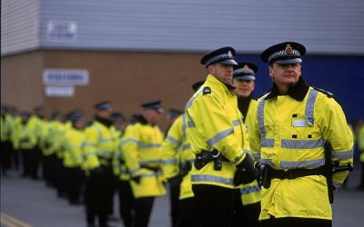 Policing at Football Grounds